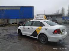 Аренда Volkswagen Polo 2016 в Санкт-Петербурге