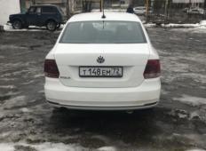 Аренда Volkswagen Polo 2019 в Тюмени