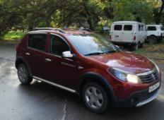 Аренда Renault Sandero 2014 в Туле