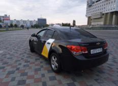 Аренда Chevrolet Cruze 2014 в Калининграде