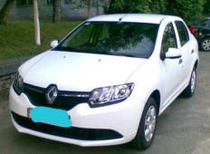 Аренда Renault Logan 2016 в Кирове
