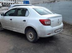 Аренда Renault Logan 2015 в Иваново