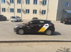 Аренда Kia Rio 2017 в Брянске