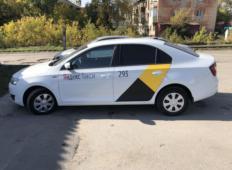 Аренда Skoda Rapid 2019 в Барнауле