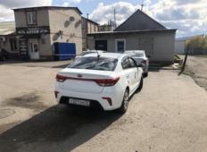 Аренда Kia Rio 2019 в Барнауле