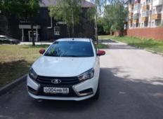 Аренда LADA (ВАЗ) Vesta 2019 в Тамбове