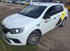 Аренда Renault Logan 2019 в Пскове