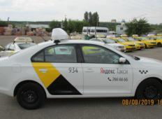 Аренда Skoda Rapid 2017 в Воронеже