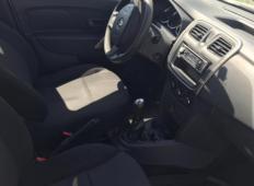 Аренда Renault Logan 2018 в Адлере