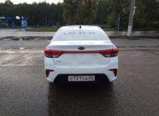 Аренда Kia Rio 2017 в Барнауле