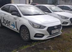 Аренда Hyundai Solaris 2018 в Сургуте