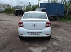 Аренда Renault Logan 2019 в Смоленске