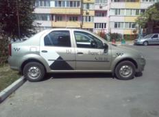 Аренда Renault Logan 2012 в Белгороде