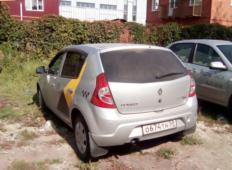 Аренда Renault Sandero 2014 в Пензе