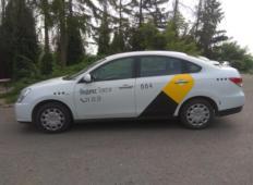 Аренда Nissan Almera 2015 в Пензе
