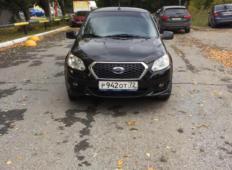 Аренда Datsun on-DO 2019 в Тюмени