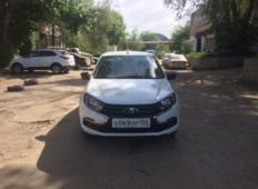 Аренда LADA (ВАЗ) Granta 2019 в Волгограде