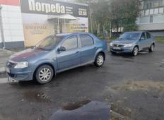 Аренда Renault Logan 2014 в Череповеце