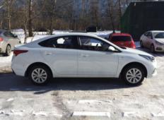 Аренда Hyundai Solaris 2018 в Санкт-Петербурге