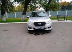 Аренда Datsun on-DO 2015 в Воронеже