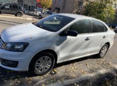 Аренда Volkswagen Polo 2018 в Воронеже