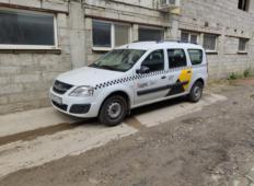 Аренда LADA (ВАЗ) Largus 2019 в Краснодаре