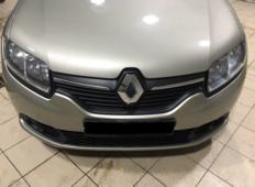 Аренда Renault Sandero 2018 в Нижневартовске