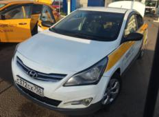 Аренда Hyundai Solaris 2016 в Воронеже