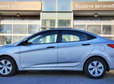 Аренда Hyundai Solaris 2016 в Санкт-Петербурге