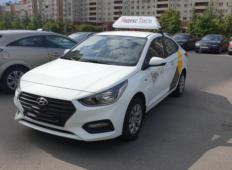 Аренда Hyundai Solaris 2019 в Владивостоке