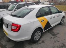 Аренда Skoda Rapid 2017 в Тюмени