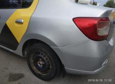 Аренда Renault Logan 2014 в Уфе