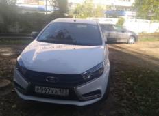 Аренда LADA (ВАЗ) Vesta 2019 в Краснодаре