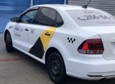 Аренда Volkswagen Polo 2019 в Воронеже