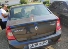 Аренда Renault Logan 2014 в Владикавказе
