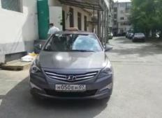 Аренда Hyundai Solaris 2016 в Владикавказе