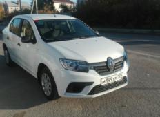 Аренда Renault Logan 2019 в Волгограде
