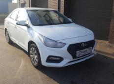 Аренда Hyundai Solaris 2018 в Воронеже