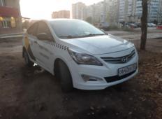 Аренда Hyundai Solaris 2015 в Самаре