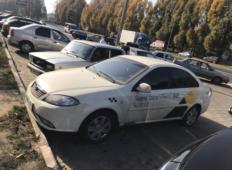 Аренда Daewoo Gentra 2014 в Курске