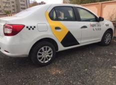 Аренда Renault Logan 2018 в Чебоксарах