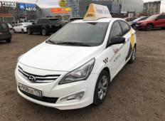 Аренда Hyundai Solaris 2017 в Красном Селе