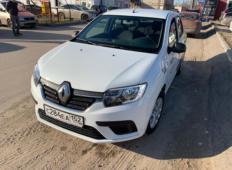 Аренда Renault Logan 2019 в Дзержинске