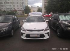 Аренда Kia Rio 2019 в Казани