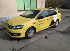 Аренда Volkswagen Polo 2019 в Екатеринбурге