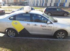 Аренда Nissan Almera 2018 в Санкт-Петербурге