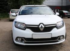 Аренда Renault Logan 2018 в Екатеринбурге