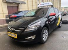 Аренда Hyundai Solaris 2016 в Красном Селе