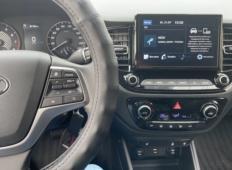 Аренда Hyundai Solaris 2021 в Иркутске