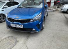 Аренда Kia Rio 2021 в Иркутске